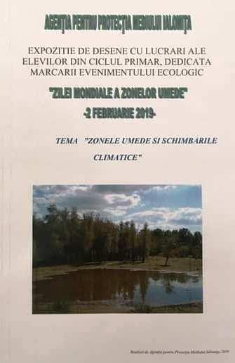 Ziua mondială a zonelor umede, 2 februarie 2019