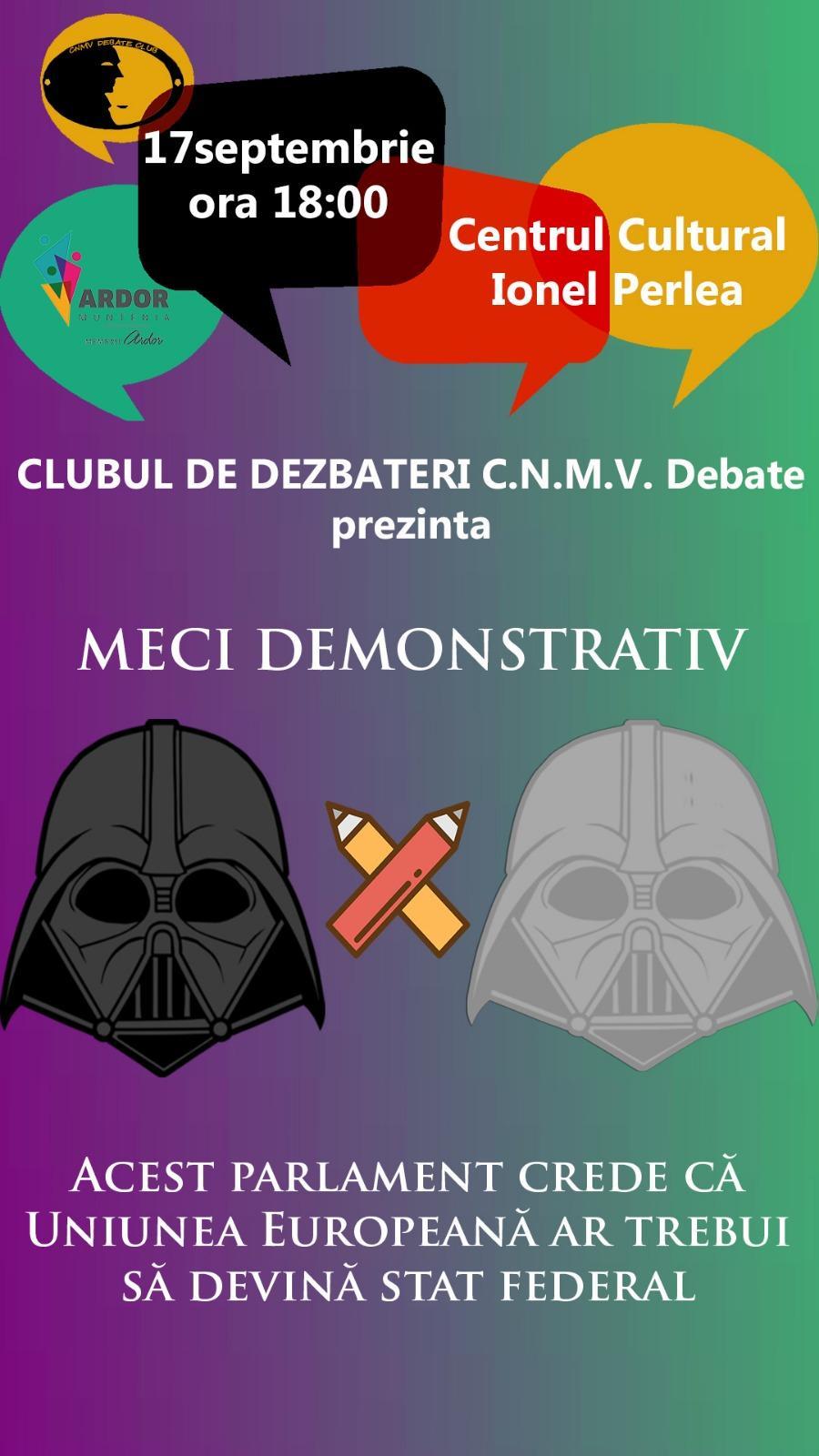 Dezbatere, 17 septembrie 2019, ora 18:00