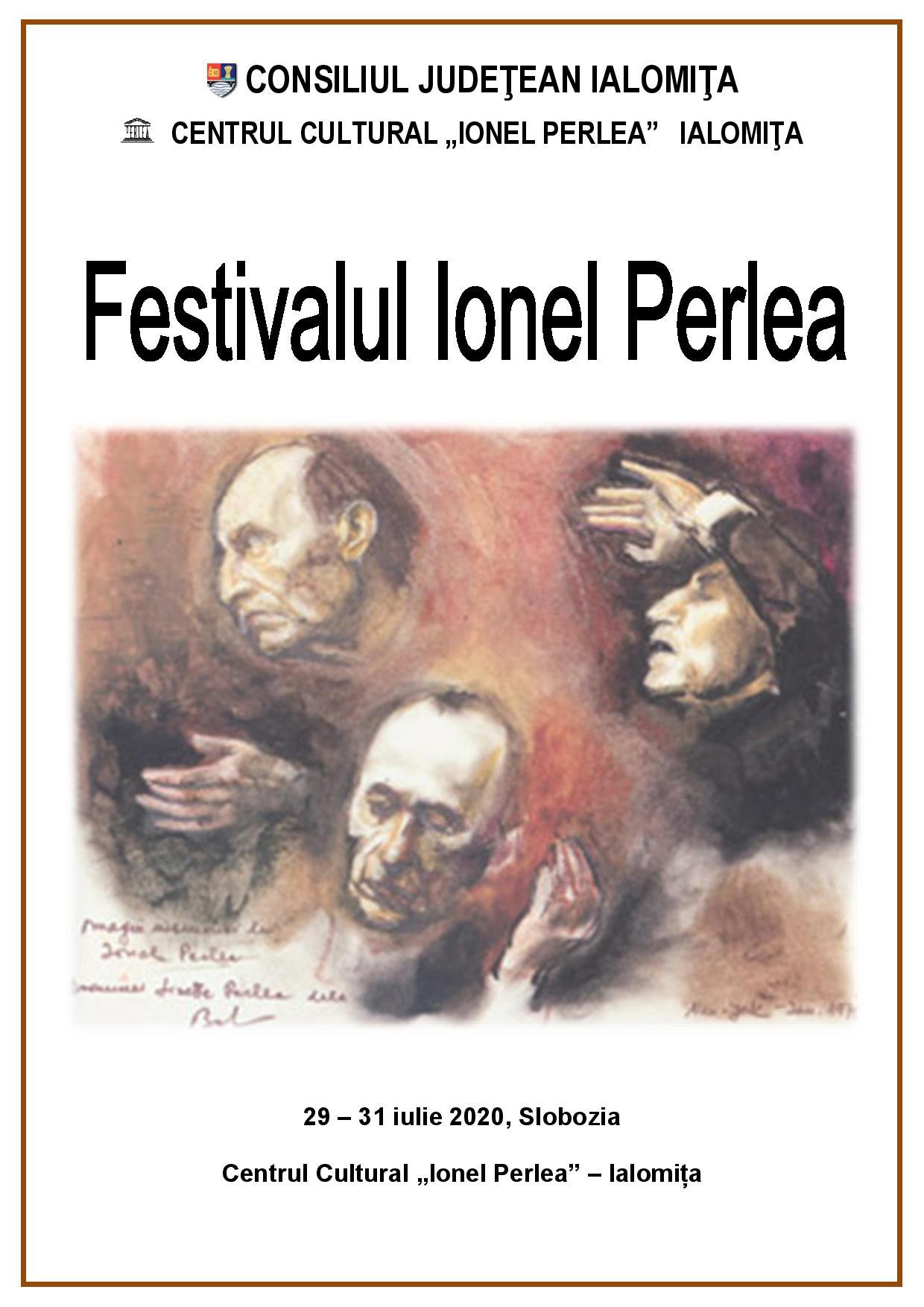 PROGRAMUL FESTIVALULUI IONEL PERLEA